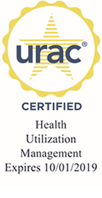 Conifer Health URAC Accreditation Seal for CORE